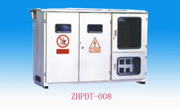 ZHPD-008 Stainless Steel Integrated Distribution Unit Series